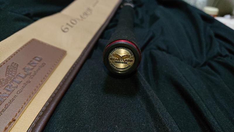 ハートランドHL 6101MRB-18グリップエンドのロゴ
