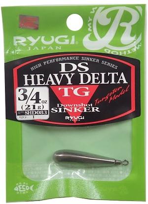 RYUGI(リューギ) SHD083 シンカー DS ヘビーデルタ