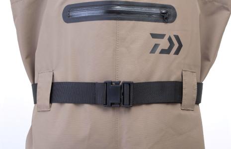 フロントポケット(4205R)止水ファスナー付きフロントポケット。ちょっとした小物収納に便利です。