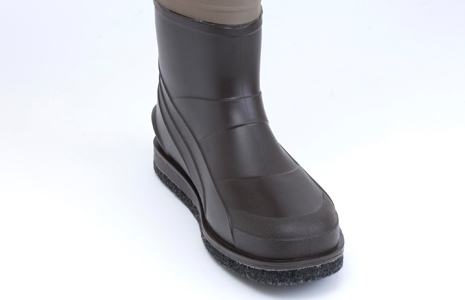 PVC一体成型ブーツ