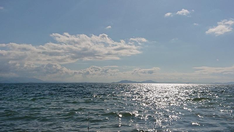 琵琶湖ウエーディング
